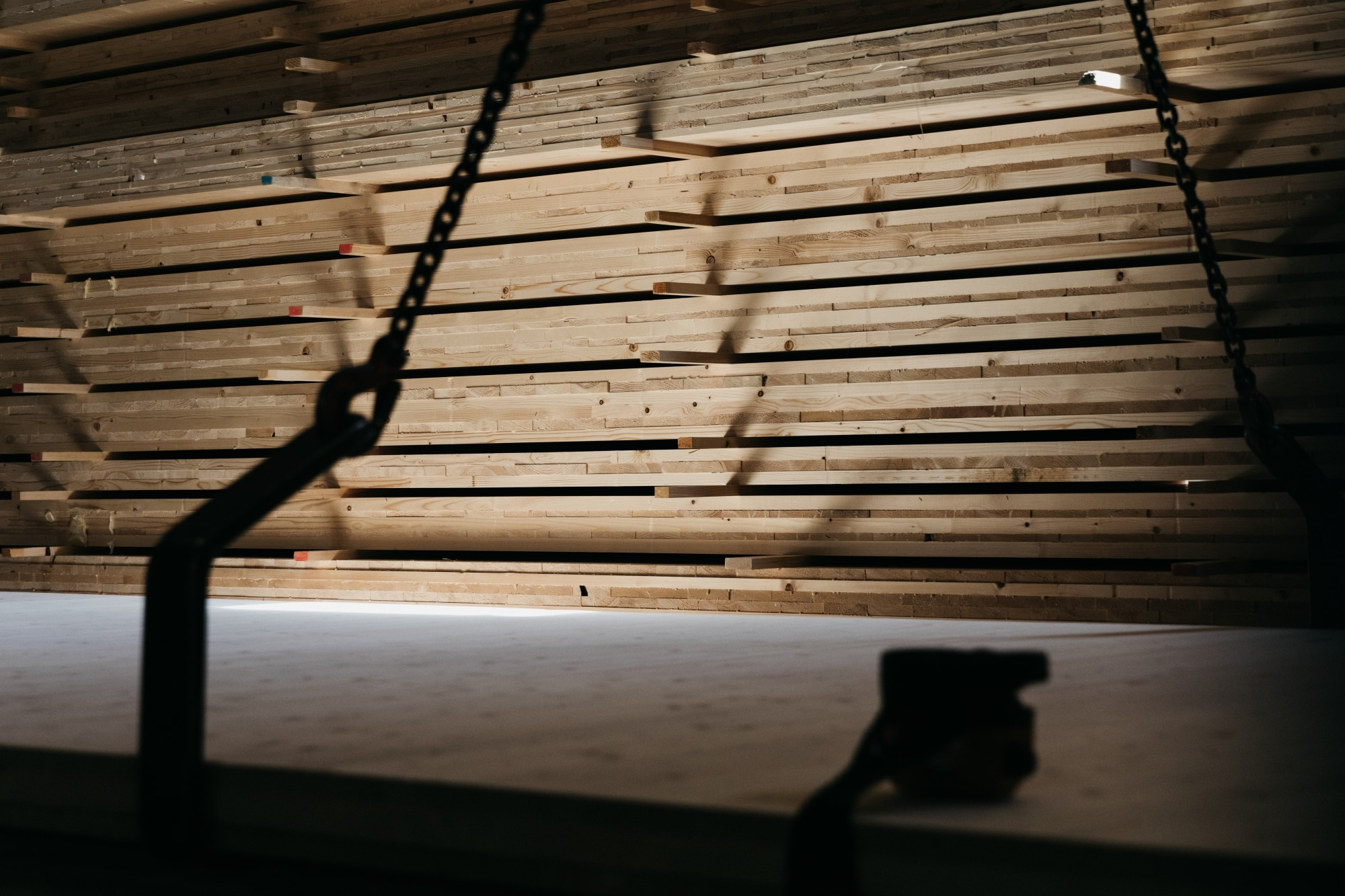Pannelli Legno Senza Formaldeide legno lamellare a strati incrociati - klh massivholz gmbh